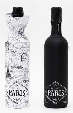 taste of #Paris #packaging PD