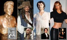 The world's most wildly inaccurate celebrity statues revealed