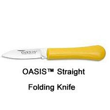 Professional flower knife ($10.99) used by wedding florists to cut flower stems.  Click on photo for more information