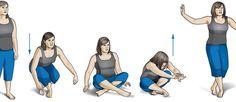 Tento jednoduchý spôsob vám ukáže, nakoľko ste zdraví a nič vám nehrozí. Trvá to len jednu minútu | Báječné Ženy