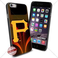 "MLB,Pittsburgh Pirates,iPhone 6 4.7"" & iPhone 6s Case Cov...…"