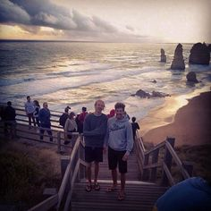 Aussie blues man #australia #aussie #downunder #12apostles #tb #blues #chilled #travelgram #sadtimes #goodtimes #chilledvibes #vibes  #hashtag by _willnewman http://ift.tt/1ijk11S