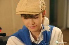 Zelo for Naver Starcast Kim Himchan, Bap Zelo, Youngjae, Vixx, Super Junior, Gorgeous Men, Shinee, Bangs, Pony