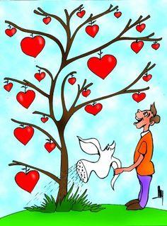 Amor pelo mundo