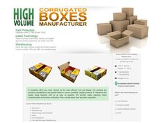http://www.icind.com - Florida's top corrugated #box manufacturer and distributor of Cardboard Boxes, Shipping boxes, Corrugated Boxes, Shipping and Packaging Supplies for: •Agriculture •Manufacturing •Warehousing and Distribution •Retail •Food Distribution •Food and Beverage Manufacturing