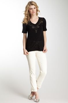 Lila Ankle Jean by Miraclebody Jeans on @HauteLook