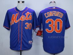 http://www.xjersey.com/mets-30-conforto-blue-cool-base-jersey.html Only$35.00 METS 30 CONFORTO BLUE COOL BASE JERSEY Free Shipping!