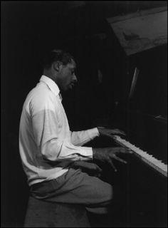 Erroll Garner - New York, USA - 1958.