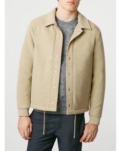 Men s TOPMAN Casual jackets 54a774d56