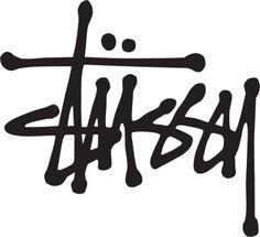 Stussy clothing #branding #logo