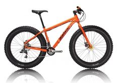Salsa Mukluk 3 Winter Bike