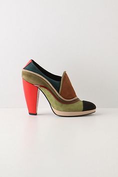 These are a bit crazy, but I think they could work. $488 at Anthropologie.