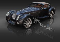 A bold design. Do you love it or hate it? Morgan Aero Super Sports.