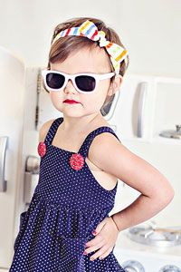 Adjustable headbands.  Whippycake | Shop - Look at these cute toppers for little girls.  Presh!