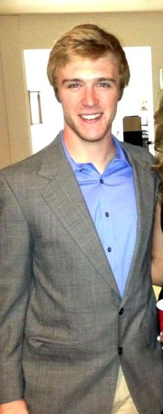 This weeks Campus Cutie, Sam Burnoski, is romantic and athletic! Read more about him here!