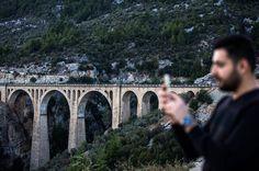 """Adana'nın Karaisalı ilçesinde 1912'de Almanlar tarafından inşa edilen ve """"James Bond"""" filminin sahnelerinin de çekildiği """"Varda Köprüsü""""... James Bond, Brooklyn Bridge, Travel, Viajes, Destinations, Traveling, Trips"""