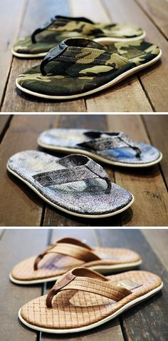 5518e8005b8b island slipper · Bottom pair are the most comfortable of all the pairs I  own.