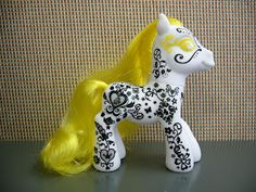 2008 MLP Fair Exclusive pony I designed for the UK/German Convention