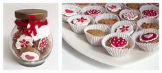 Cookie #Jar >> Regalos y detalles que enamoran. (esta vez no hice las galletas, compré unas de buena marca y las decoré con glaseado.. Un detalle rapido, practico y económico de hacer).