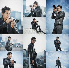정우성 ❤️ Jung Woo Sung is one photographer we want to spend Saturdays with!