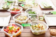 4 Ways to Avoid Leftovers When You're Cooking for One Person — Cooking Light Lunch Recipes, Healthy Recipes, Lunch Meals, Healthy Food, Detox Recipes, Healthy Habits, Healthy Packed Lunches, Clean Lunches, Kid Lunches