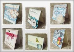 5 cards using 1 paper sheet