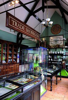 Jackfield Tile Museum   Trade Showroom