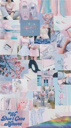 Aesthetic wallpaper pastel pink and blue 46 Ideas Wallpaper Tumblr Lockscreen, Iphone Wallpaper Tumblr Aesthetic, Iphone Background Wallpaper, Aesthetic Pastel Wallpaper, Retro Wallpaper, Trendy Wallpaper, Cartoon Wallpaper, Aesthetic Wallpapers, Wallpaper Desktop