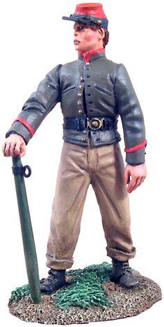 Johnston BRITAINS 31082 Confederate General Joseph E