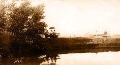 Chautauqua Reservoir, Boulder - (1900) REPRODUCTIONS