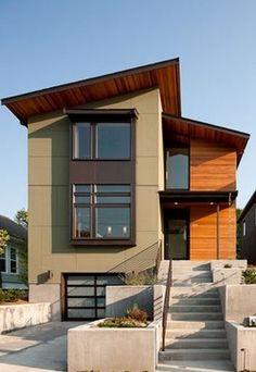 Green Lake - modern - exterior - Seattle - Coates Design Architects Seattle