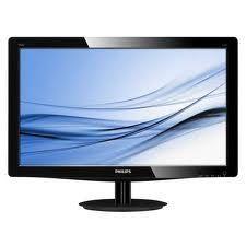 PHILIPS 190V3LSB 19 İNÇ LED    LCD panel tipi: TFT-LCD  •Arka aydınlatma tipi: W-LED sistemi  •Panel Boyutu: 19 inç / 48,3 cm  •Etkin izleme alanı: 430,5 (Y) x 278,2 (D)  •En-boy oranı: 16:10  •Optimum çözünürlük: 60 Hz'de 1440 x 900  •Tepki süresi (tipik): 5 ms  •Parlaklık: 250 cd/m²  •SmartContrast: 10.000.000:1  •Kontrast oranı (tipik): 1000:1  •Piksel aralığı: 0,2835 x 0,2835 mm  •İzleme açısı: 170º (Y) / 160º (D), C/R > 10 ise  •Ekran renkleri: 16,7 M