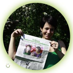 Our JOYSSI moment. A great article about JOYSSI in one of our local newspapers.  www.joyssi.com