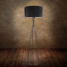Schlfzimmer Lampe Moderne Stehleuchte Stehlampe Lampe Wohnzimmerlampe  Leuchte Standleuchte Schwarz. Stehlampe WohnzimmerStehenBeleuchtung InspirierendRund ...
