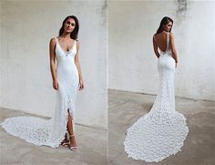 Grace Loves Lace introduces the GIA, the wedding dress you've all been waiting for!