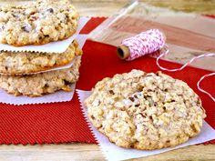 Jenny Steffens Hobick: Pecan, Chocolate & Oatmeal Cookies
