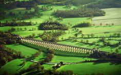 04-WEST SUSSEX-Balcombe Viaduct and the Ouse Valley, West Sussex, England by Henry Law