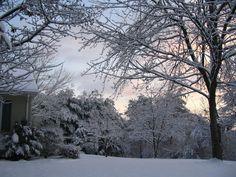 Pennsylvania Snow