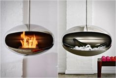 COCOON FIRES - http://www.gadgets-magazine.com/cocoon-fires/