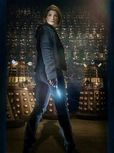 DOCTOR 13 MEETS THE DALEKS