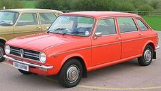 Austin Maxi was launched in Oporto Portugal on 24 April 1969