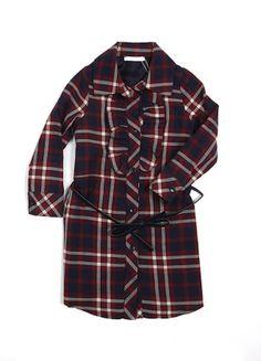 Goose Patı Fırfırlı Gömlek Elbise Online Satın Al   Goose   Markafoni