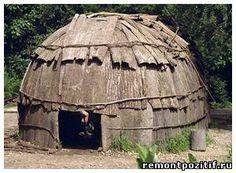 Narodni dom narodov Amerike: Koča, tipi in Hogan. Tradicionalni indijanski stanovanja
