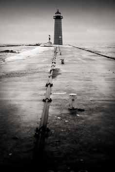 Kenosha Lighthouse, WI #2 by Jonathan Robson, via 500px