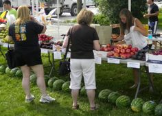 The Plainfield Farmers Market returns June 14.