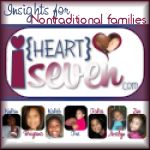Parenting, Shared Parenting, Step Parenting {Part 1}