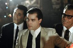 some of the greatest films revolve around the vilest human acts. The Guardian and Observer's critics pick the best crime films ever made Ray Liotta Goodfellas, Goodfellas 1990, Iconic Movies, Classic Movies, Hero Movie, Movie Tv, 1990s Films, Dances With Wolves, Crime Film