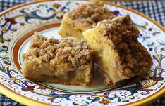 Apple Squares | Italian Food Forever
