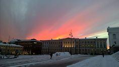 Helsinki in January 2016