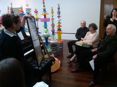 Art and Music therapy for Alzheimer patients